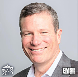 Steve Harris, Dell EMC Federal SVP & GM, Inducted Into 2019 Wash100 for Leadership in IT Modernization, Cybersecurity and Cloud Migration Efforts - top government contractors - best government contracting event