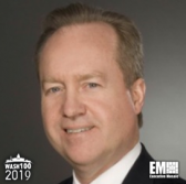 Thomas Kennedy, President and CEO of Raytheon, Selected as 2019 Wash100 Inductee for Securing Major Contracts and Helping Grow the Company - top government contractors - best government contracting event