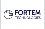 Fortem Technologies Lands DoD Contract to Deliver Drone Interceptor Tech