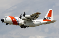 Lockheed Conducts Flight Test of Updated HC-130J Aircraft for Coast Guard
