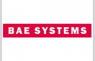 BAE Promotes Ravi Ravichandran to Intell & Security Sector CTO; Al Whitmore Quoted