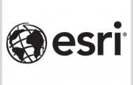 Esri, University Form Geospatial Research, Innovation Partnership