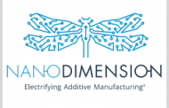 Lockheed's Chris Moran Appointed to Nano Dimension Directors Board