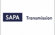 SAPA Transmission Concludes First Phase of New Facility's Construction