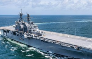 HII Completes Delivery of LHA 7 Amphibious Assault Ship to Navy