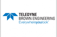 Teledyne Subsidiary Awarded USAF Contract for Nuclear Testing Tech
