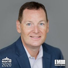 Kevin Plexico, SVP, Information Solutions for Deltek, Named to 2020 Wash100 for Leading Largest Team of GovCon Analysts; Managing GovWin - top government contractors - best government contracting event