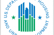 HUD Seeks Info on Potential Sources of Cloud-Based Property Tracking System