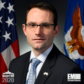 Enview Secures Air Force Funding to Expand DoD Offerings; Will Roper Quoted - top government contractors - best government contracting event