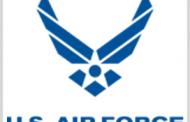 USAF Seeks Industry Info for Big Data Platform Dev't