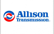 Allison Transmission Gets $69M Army Contract for X1100 Transmission Systems