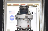 Lockheed's Orion Spacecraft Completes Environmental Testing for Artemis Mission