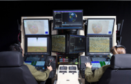 General Atomics Unveils Flight Simulator Tech for MQ-9 Reaper Variant; David Alexander Quoted