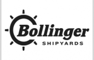 Bollinger Shipyards Completes Delivery of USCGC Harold Miller Vessel to Coast Guard