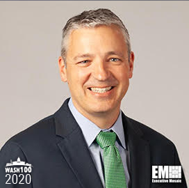 Byron Bright, 2020 Wash100 Award