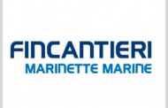Fincantieri CEO Giuseppe Bono on Navy FFG(X) Frigate Contract