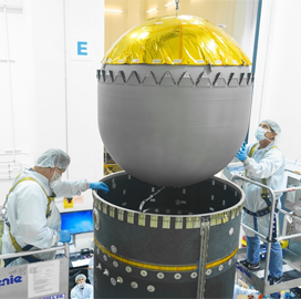 maxar-integrates-fuel-tank-into-nasas-on-orbit-servicing-spacecraft