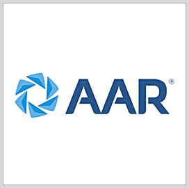 AAR Secures Contract from AFLCMC to Provide Logistics Support for AN/MSN-7 Communication Central Systems; Jeffery Jackson Quoted - top government contractors - best government contracting event