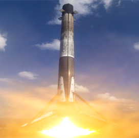 USSF Granted Access to SpaceX Commercial Launches - top government contractors - best government contracting event
