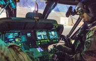 Northrop Updates UH-60V Black Hawk Avionics Suite