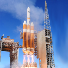 ULA's Delta 4 Heavy-Lift Rocket to Launch NRO Satellite in August - top government contractors - best government contracting event