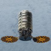 Northrop-Made Cygnus Spacecraft to Deploy for Space Experiments - top government contractors - best government contracting event
