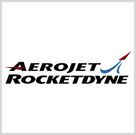 Aerojet Rocketdyne Conducts Large Rocket Motor Static Fire Test; Eileen Drake Quoted - top government contractors - best government contracting event