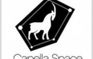 Capella Space to Provide DoD Early Access to Synthetic Aperture Radar Data