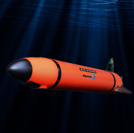 BAE Makes UUV Tech, Integration Progress Since Riptide Purchase - top government contractors - best government contracting event
