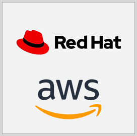 Red Hat, AWS Offer New Business IT Service for App Developers - top government contractors - best government contracting event