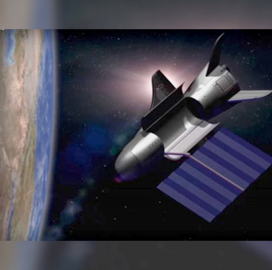 Boeing Launches Spaceplane to Support Gov't Experiments - top government contractors - best government contracting event