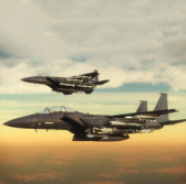 Air Force Seeks Info on F-15EX Fighter Jet Engines - top government contractors - best government contracting event