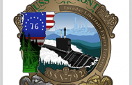 General Dynamics-Made Block IV Submarine Joins Navy