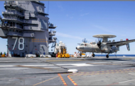 General Atomics Business Secures Engineering, Maintenance Contract for USS Ford Systems; Scott Forney Quoted