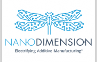 Zvi Peled to Take COO, Chief Revenue Officer Posts at Nano Dimension