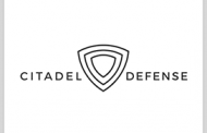 Citadel Defense Releases Antispoofing Software for Counter-UAS Platforms