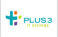 Plus3 IT Systems Lands Position on GSA Multiple Award Schedule Contract