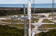 ULA, NASA in Final Launch Vehicle Preparations for Mars Mission