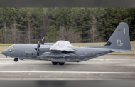 Lockheed Hands HC-130J Personnel Recovery Aircraft to USAF Reserve; Rod McLean Quoted