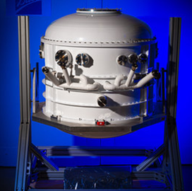 university-of-arizona-receives-ball-aerospace-built-cryostat-for-nasa-instrument