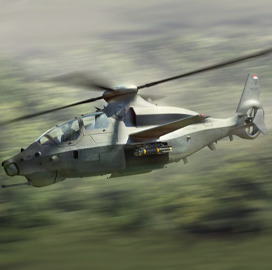 Bell Forms Industry Team to Build Helicopter for Army FARA Competition - top government contractors - best government contracting event