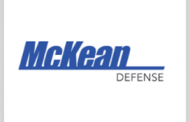 McKean Defense Awarded Navy Submarine Program Support Contract