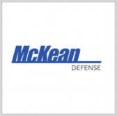 McKean Defense Awarded Navy Submarine Program Support Contract - top government contractors - best government contracting event