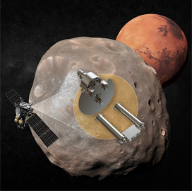 Johns Hopkins APL Passes Mission Confirmation Review for Mars Probe Spectrometer - top government contractors - best government contracting event