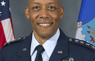 Senate Confirms Gen. Charles Brown to be 22nd Air Force Chief of Staff; Gens. Mark Milley, David Goldfein Quoted