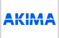 Akima Subsidiary Lands $70M Mobility Air Forces Support Contract