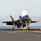 Raytheon Technologies Hands Navy's First GPS-Based Aircraft Landing System - top government contractors - best government contracting event