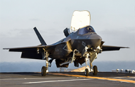 Raytheon Technologies Hands Navy's First GPS-Based Aircraft Landing System