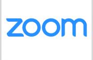 Zoom Adds Cloud Phone Service to FedRAMP-Compliant Videoconferencing Platform; Matt Mandrgoc Quoted