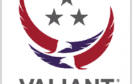 Valiant Gets $60M Modification to Continue Cubic's Army Support Work
